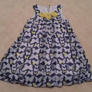 Other - EUC butterfly bubble dress